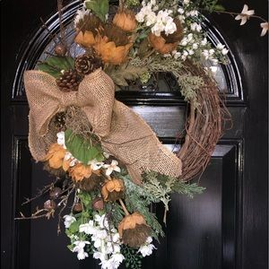 Other - Holiday Fall Wreath